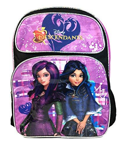 Disney Descendants Backpack Girls School