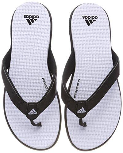 Chaussures Adidas Sports Flop aerblu cblack cblack Aquatiques Cloudfoam Flip Cg2806 Femme Multicolore RqtqBS