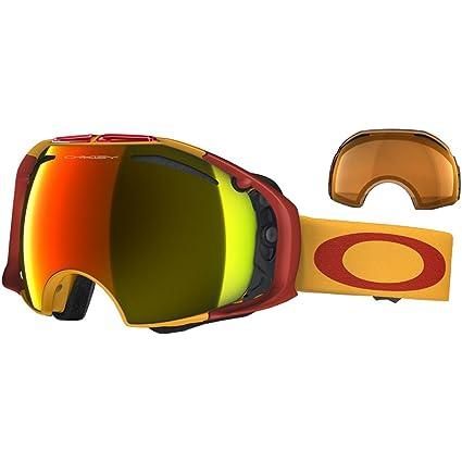 1c7eff760b0 Amazon.com   Oakley Airbrake Snow Goggle