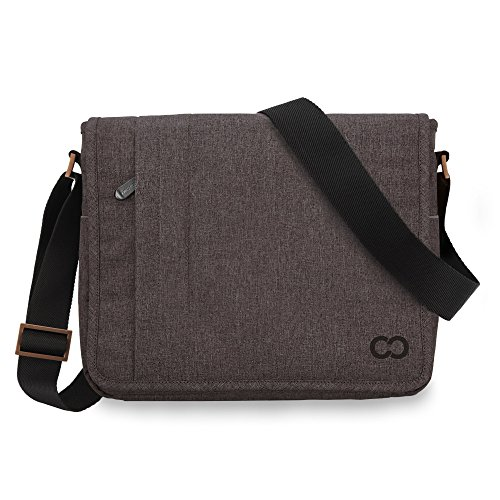 CaseCrown Campus Messenger Bag (Brown) for iPad Air