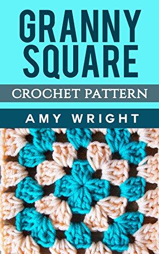 Granny Square Motif: Crochet Pattern
