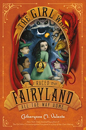 The Girl Who Raced Fairyland All the Way Home (The Lion The Witch And The Wardrobe Meaning)