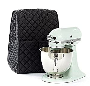 NKTM Standmixer Cover Dust-proof with Organizer Bag for Kitchen Mixer