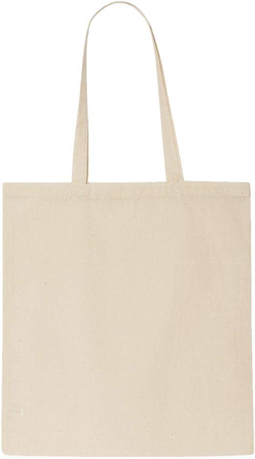 Bolsa de compras de algodón natural – Cantidad de 1/5/10/25/50/100 ...