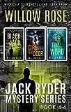 Jack Ryder Mystery Series: Book 4-6