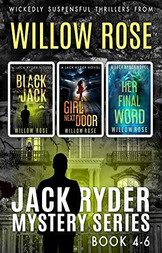 Jack Ryder Mystery Series: Book 4-6 ()