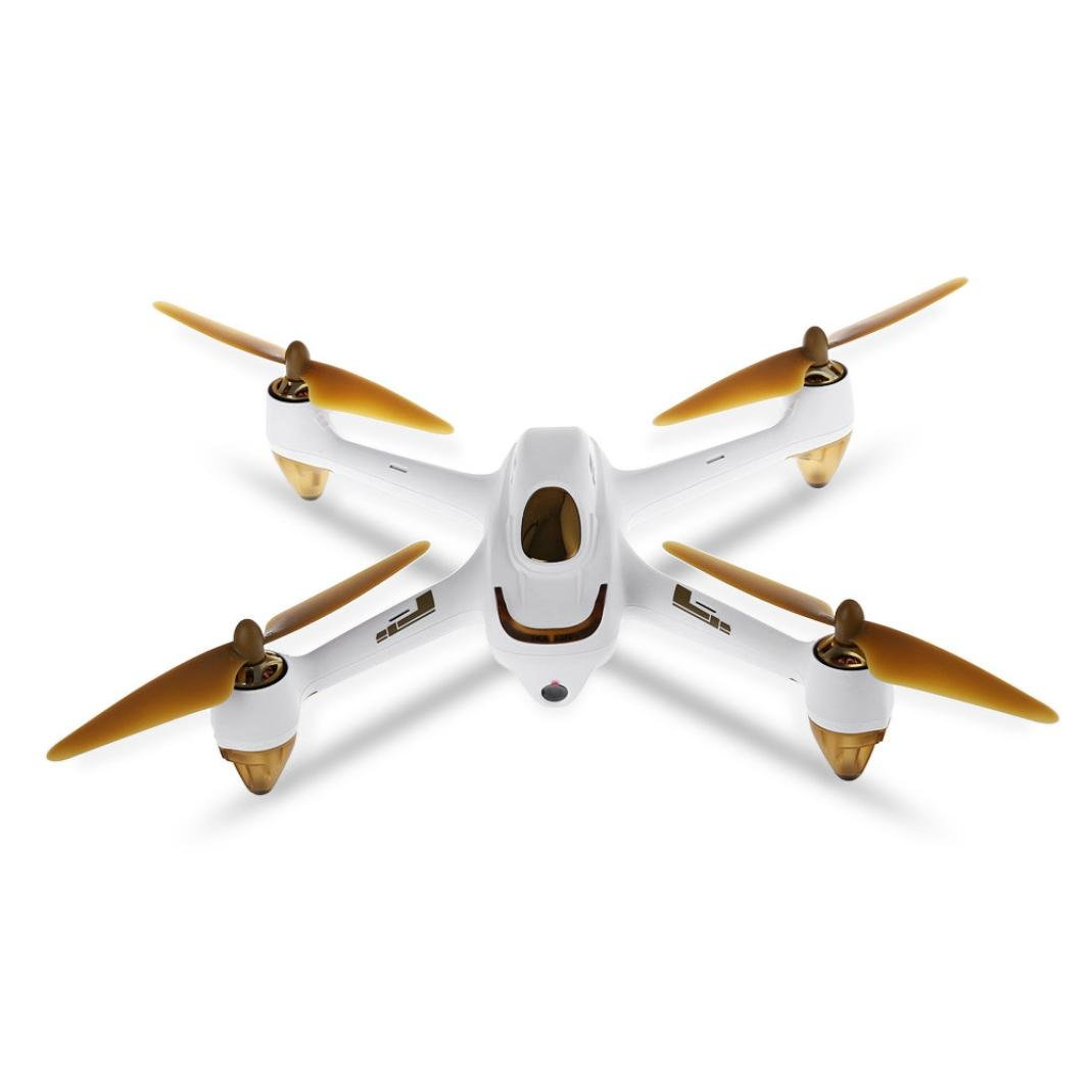 HighlifeS Hubsan H501S X4 5.8G FPV Brushless With 1080P HD Camera GPS RC Quadcopter RTF (White)