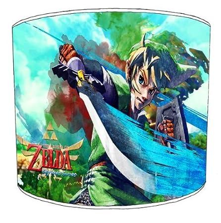Premier Abat-Jour Plafond Legend of Zelda1 Abat-Jour pour Enfant, 20,3 cm Premier Lampshades