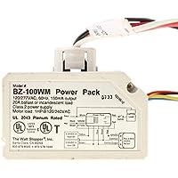 Wattstopper BZ-100WM Occupancy Sensor Power Pack, 120/277V