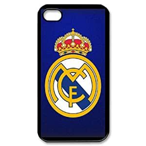 Language still DIY Case Real Madrid CF For iPhone 4,4S QQW833312