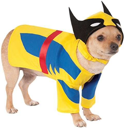 Rubie's Marvel Universe Wolverine Pet Costume, Large for $<!--$8.85-->