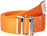 Posey 6547O Falls Management Color Gait Belt, Orange