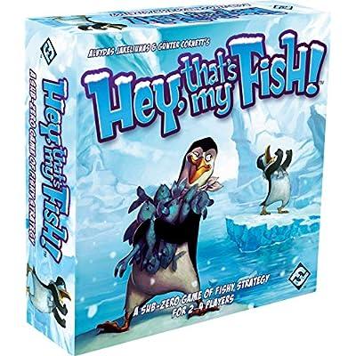 Hey, That's My Fish: Jakeliunas, Alvydas, Cornett, Gunter: Toys & Games