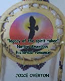 img - for LEGACY OF THE SPIRIT TAKER book / textbook / text book
