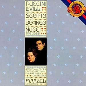 Puccini: Le Villi; Maazel Sco