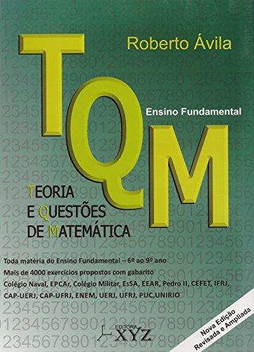 Teoria e Questões de Matemática