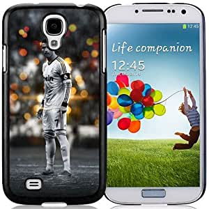 Ronaldo Black And White Durable High Quality Samsung Galaxy S4 I9500 Case