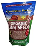 Carrington Farms Organic Chia Seeds 32 oz.