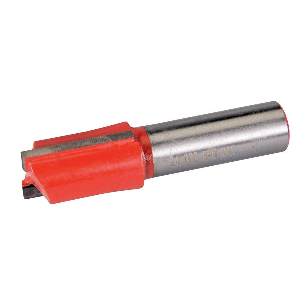 Silverline 256265 Fraise droite de 12 mm mé trique 18 x 25 mm