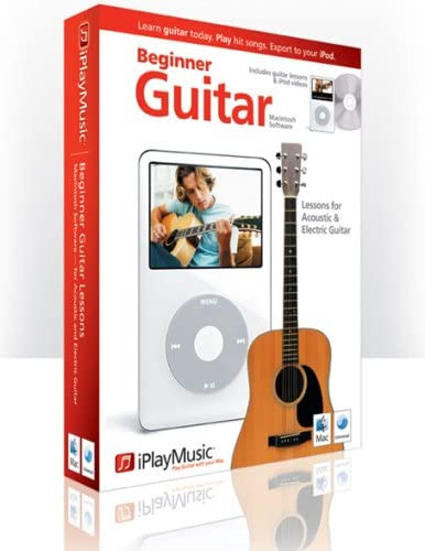 Mac software to learn guitar player