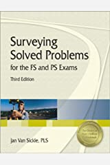 Surveying Solved Problems for the FS and PS Exams Paperback