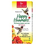 EZNectar All-Natural, Ready-to-Use Hummingbird Food - Nectar (1 Piece) 33.8 FL oz Total