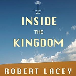 Inside the Kingdom Audiobook