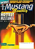 Mustang Monthly Magazine, August 1991 (Vol. 14, No. 6)