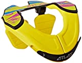 Atlas Brace Technologies Broll Cotton Candy Neck Brace (Yellow, Small)