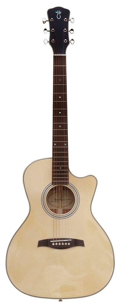 正規品 Gary Gary E. Levinson アコースティックギター B017VXY7OI LSC Sangamon Cutaway Levinson Series(ディープボディコンサート/カッタウェイ)スプルース/ローズウッド LSC-43 B017VXY7OI サペリマホガニーバック&サイド/カッタウェイ付, コンディトライ東洋堂:b5c18cf3 --- west-llc.com