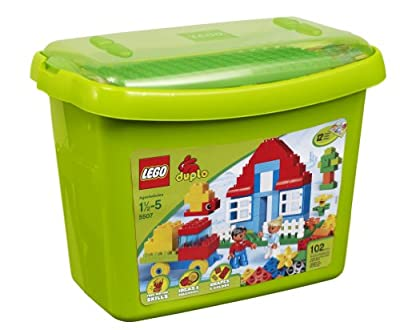 Lego Duplo Bricks More Deluxe Brick Box 5507 from LEGO