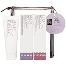 Philip Kingsley Pure Silver Jet Set Haircare Kit (PACK OF 2)