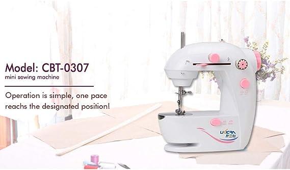 Máquinas de Coser Mini máquinas de coser Costura casera for comer ...