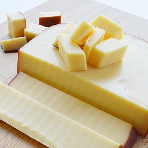 スモークチーズ プレーン スライス  約300g前後 オランダ産 プロセスチーズ クール便発送 Smoked cheese