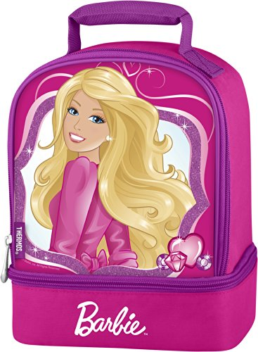 Thermos Dual Lunch Kit Barbie