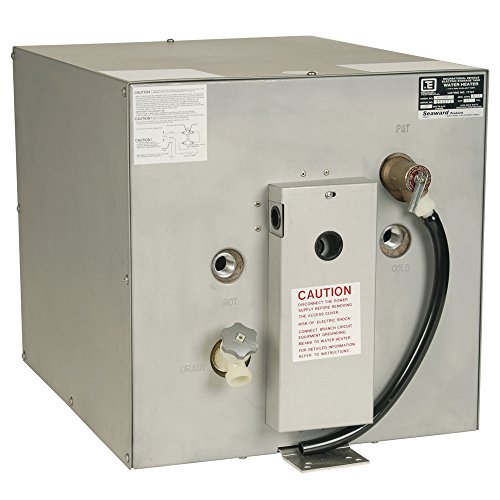 Heat Exchanger Heat Pump - Whale Marine 17747627 Whale Seaward 11 Gallon Hot Water Heater W/rear Heat Exchanger