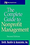 The Complete Guide to Nonprofit Management, Second Edition