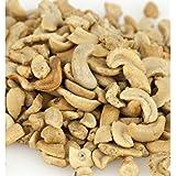 Cashew Pieces, Raw, Large, 25# Bulk