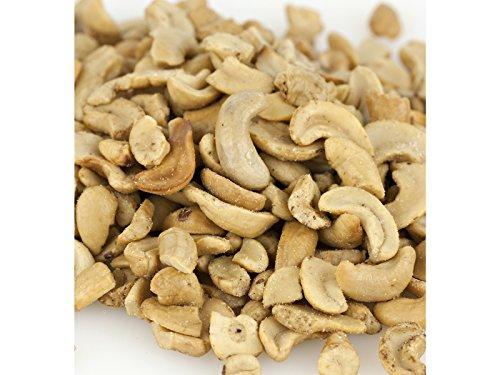 Cashew Pieces, Raw, Large, 25# - Lb Cashew 25
