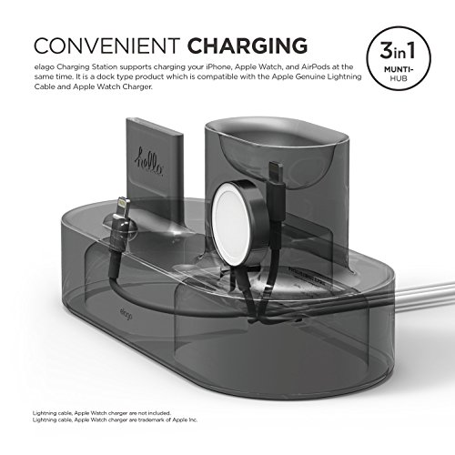 elago-Charging-Hub-Black-3-in-1-Charging-Stand-for-Apple-Watch-Series-4-2018321-Apple-AirPods-iPhone-XsXS-MaxXRX88-Plus-and-All-iPhone-Models