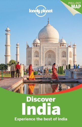 Read Online Lonely Planet Discover India (Travel Guide) 2nd (second) by Lonely Planet, McCrohan, Daniel, Bindloss, Joe, Brown, Linds (2013) Paperback pdf epub