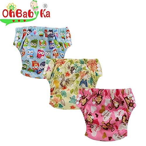 Ohbabyka Training Pants diapers waterproof
