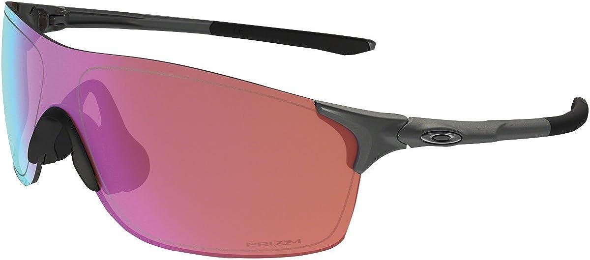 Oakley Men s OO9388 EVZero Pitch Asian Fit Shield Sunglasses