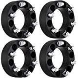amazon include out of stock wheel spacers wheels 1919 Chevy Suburban wheel spacer eccpp wheel spacers 6 lug 4x 2 50mm 6x5 5 6x139 7 14x1 5 studs for 2003 2012 cadillac escalade chevy express suburban silverado gmc sierra