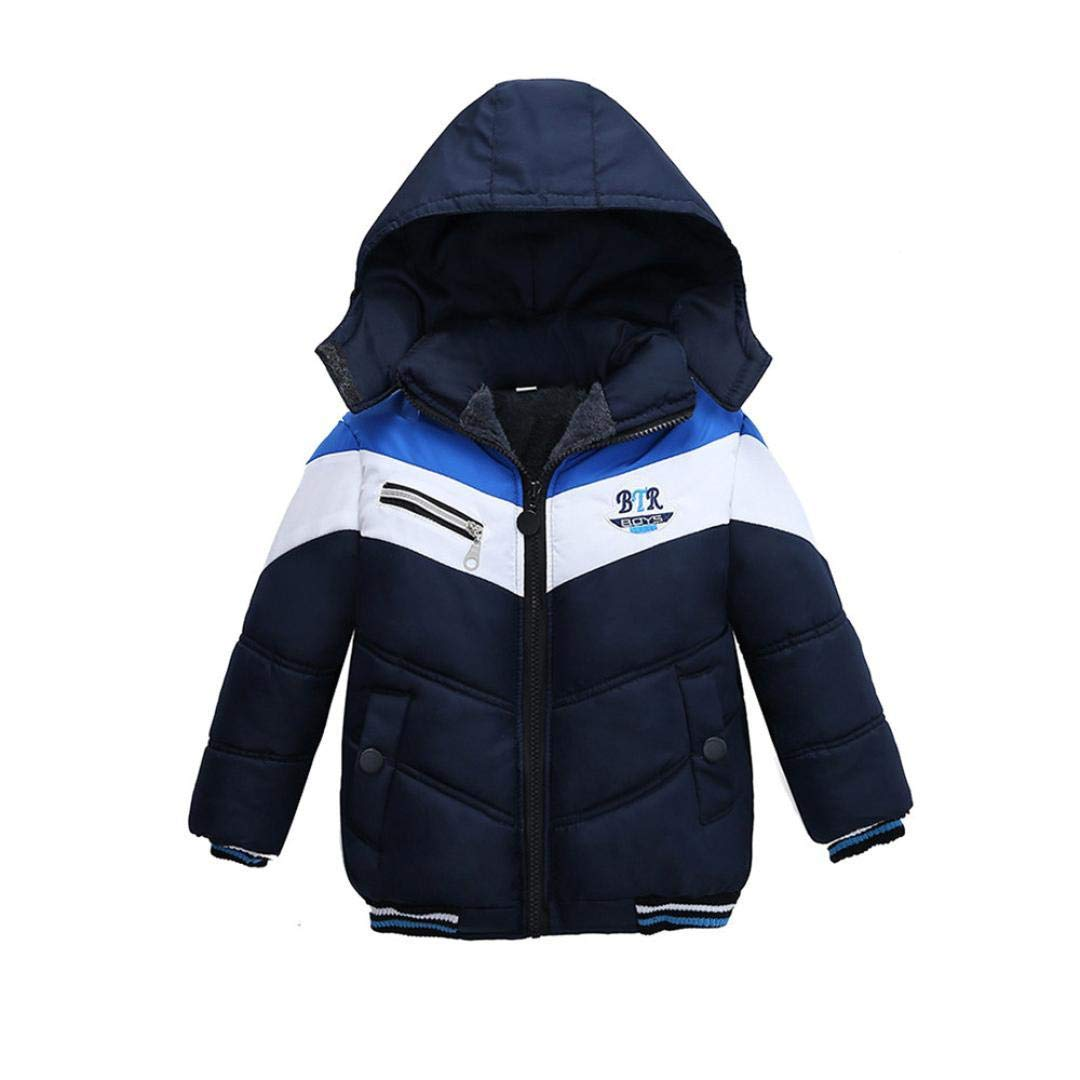 Lowprofile Fashion Kids Coat Boys Girls Thick Coat Padded Winter Jacket Clothes