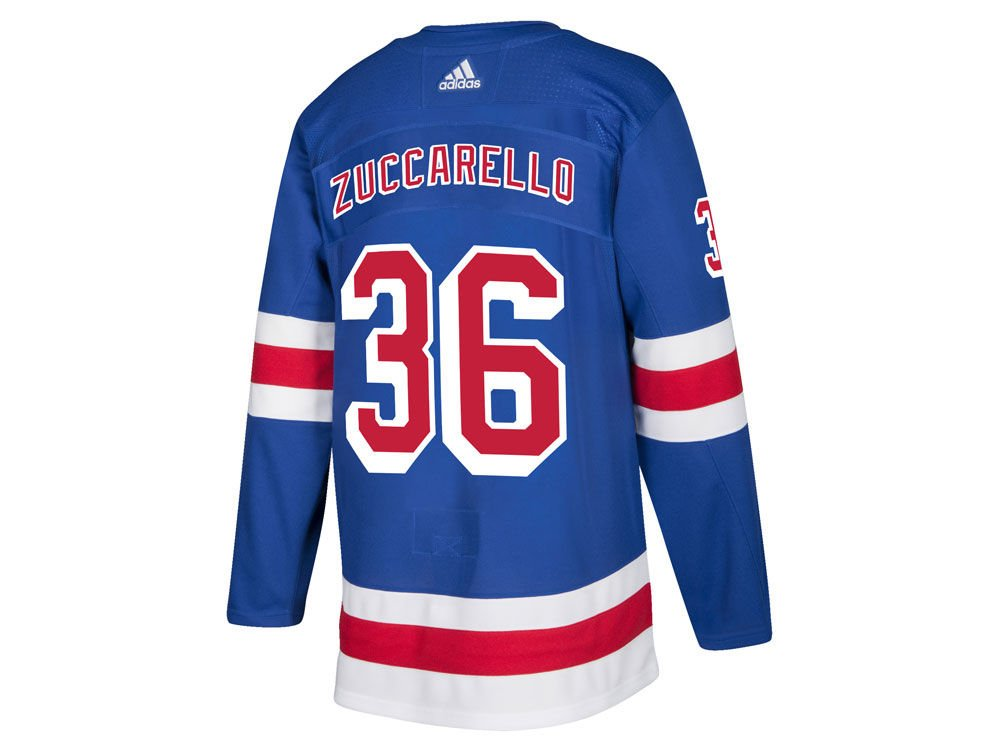 reputable site 5feae ab08f Amazon.com : adidas New York Rangers Mats Zuccarello ...