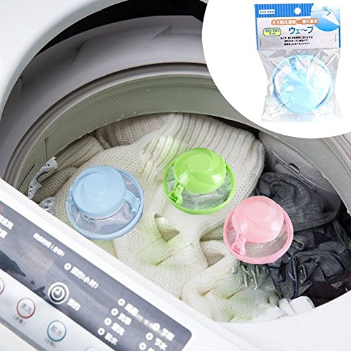 Amapower Practical Magic New Washing Machine Suction Cleaning Stick Bag Hair Ball Removal Tool Suction Cleaning Clothes