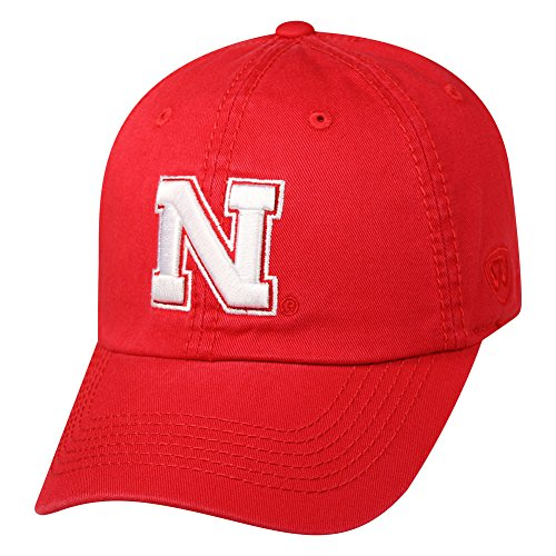 Nebraska Cornhuskers Hat Icon Scarlet (Nebraska Fan)