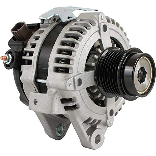DB Electrical AND0427 Alternator Compatible with/Replacement for Toyota RAV4 2006-2008 2.4L 27060-28300/104210-4790 /VDN11000905-A /12 Volt, 100 AMP