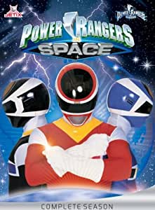 Power Rangers In Space (Complete Season) [Alemania] [DVD]